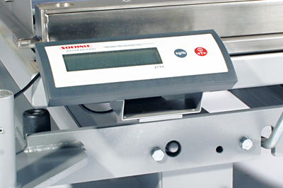 UFSK International: Optional Equipment, HTW HS 200 - Digital Scale