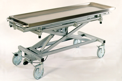UFSK International: Hydraulic Cadaver Lift HTW HS 200 - image 1