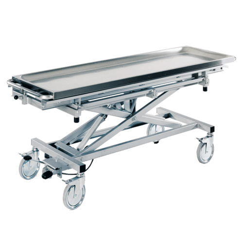 UFSK International: Hydraulic Cadaver Lift/Transporter - HTW HS 200