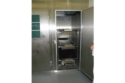 UFSK International: Mortuary Refrigeration Units with Rack Loading - image 2