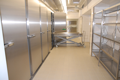 UFSK International: Mortuary Refrigeration Units with Rack Loading - image 5