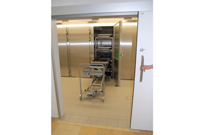 UFSK International: Mortuary Refrigeration Units with Rack Loading - image 6