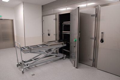 UFSK International: Mortuary Refrigeration Units with Rack Loading - image 7