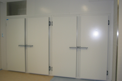 UFSK International: Mortuary Refrigeration Units with multiple tiers per door - image 10