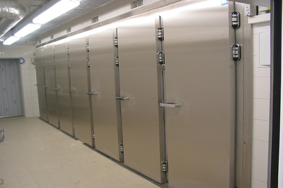UFSK International: Mortuary Refrigeration Units with multiple tiers per door - image 11