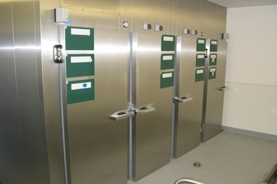 UFSK International: Mortuary Refrigeration Units with multiple tiers per door - image 12