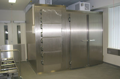 UFSK International: Mortuary Refrigeration Units with multiple tiers per door - image 2