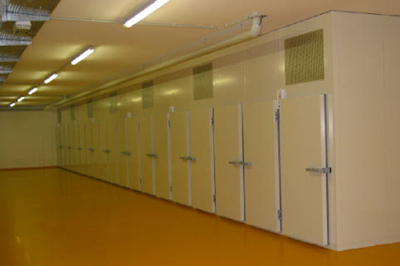 UFSK International: Mortuary Refrigeration Units with multiple tiers per door - image 6