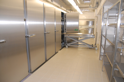 UFSK International: Mortuary Refrigeration Units with multiple tiers per door - image 8