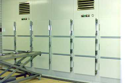 UFSK International: Mortuary refrigerations units with single doors - image 10