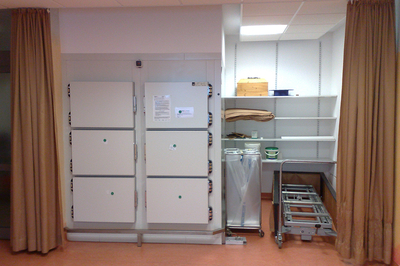 UFSK International: Mortuary refrigerations units with single doors - image 3