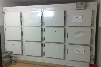 UFSK International: Mortuary refrigerations units with single doors - image 4