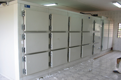 UFSK International: Mortuary refrigerations units with single doors - image 5