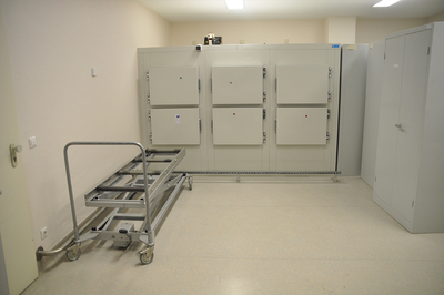 UFSK International: Mortuary refrigerations units with single doors - image 6