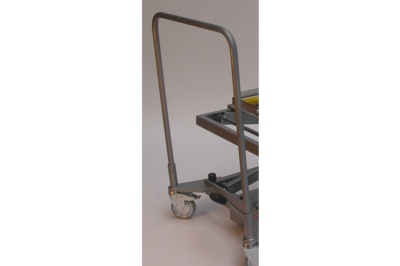 UFSK International: Removeable push handle - hydraulic cadaver lift
