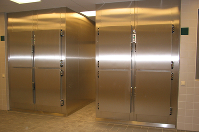UFSK International: Coffin Refrigeration Units with single doors - image 1